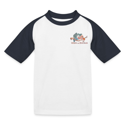 Scavenger - Kinder Baseball T-Shirt