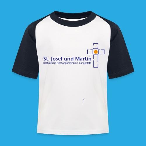 kklangenfeld - Kinder Baseball T-Shirt