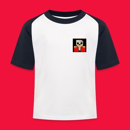 Logo | LazyBoneZYT | 2016 - Kids' Baseball T-Shirt