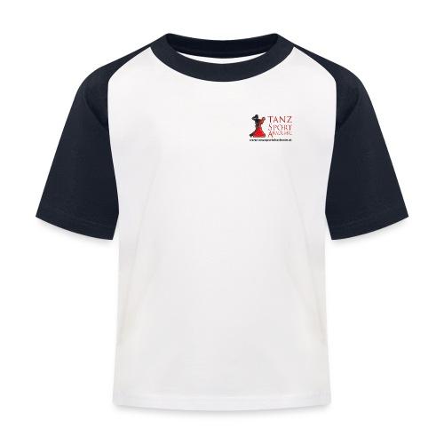 LogoTSA - Kinder Baseball T-Shirt