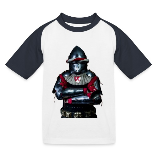 chevalier.png - T-shirt baseball Enfant