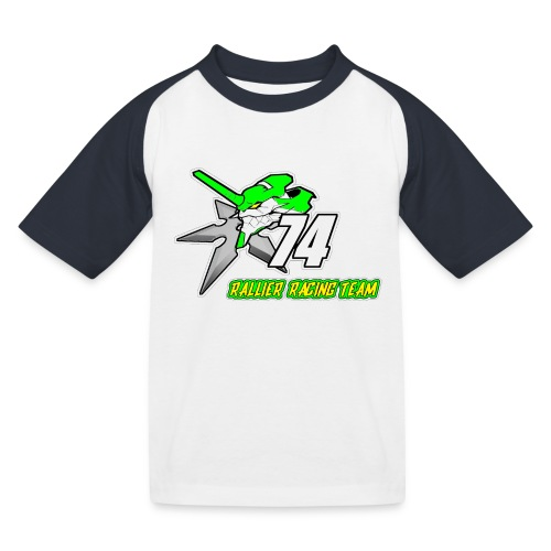 Rallier Racing Team - T-shirt baseball Enfant