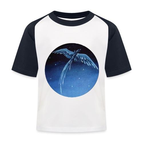 Oiseau Bleu 1 - T-shirt baseball Enfant