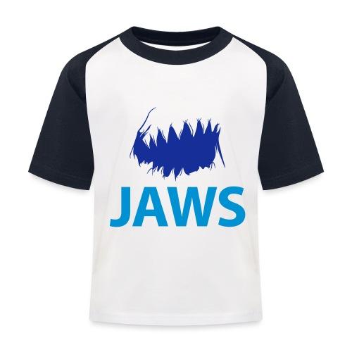 Jaws Dangerous T-Shirt - Kids' Baseball T-Shirt