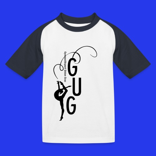GUG logo - Kinder Baseball T-Shirt