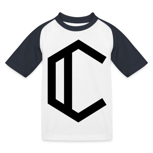 C - Kids' Baseball T-Shirt