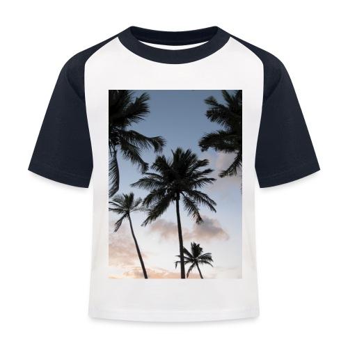 PALMTREES DOMINICAN REP. - Kinderen baseball T-shirt