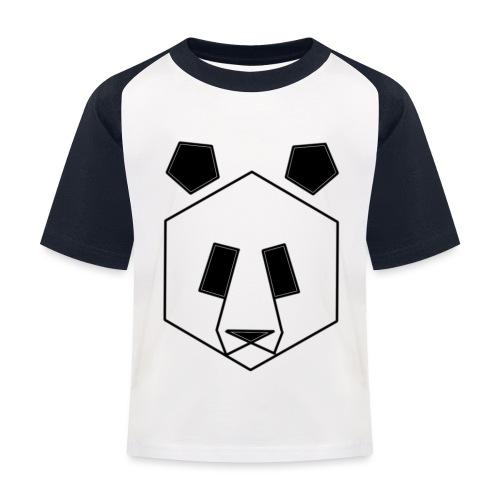 PANDA MOOD - Maglietta da baseball per bambini