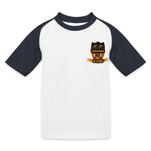 tankamaina shirt - Kids' Baseball T-Shirt