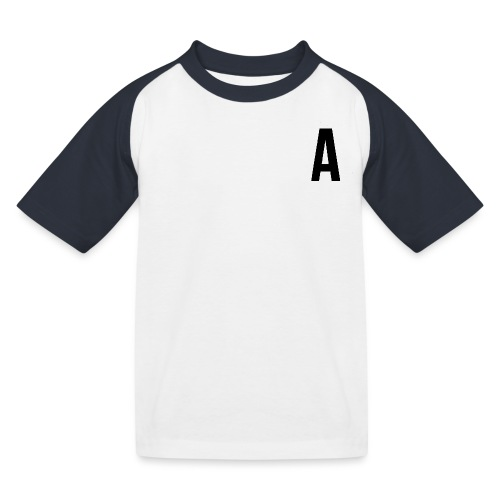Assassin Pic shop dark png - Kids' Baseball T-Shirt