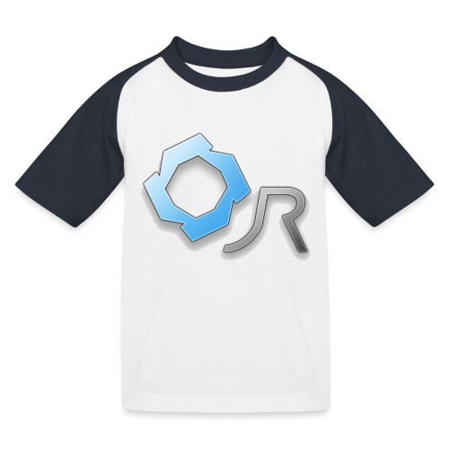 Original JR Logo - Kids' Baseball T-Shirt