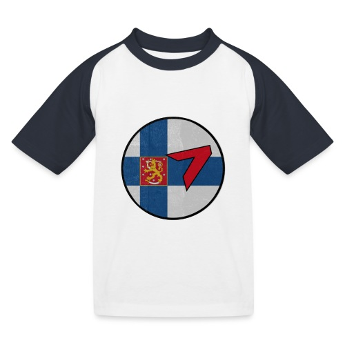 5 - Kids' Baseball T-Shirt