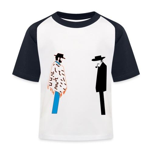 Bad - T-shirt baseball Enfant
