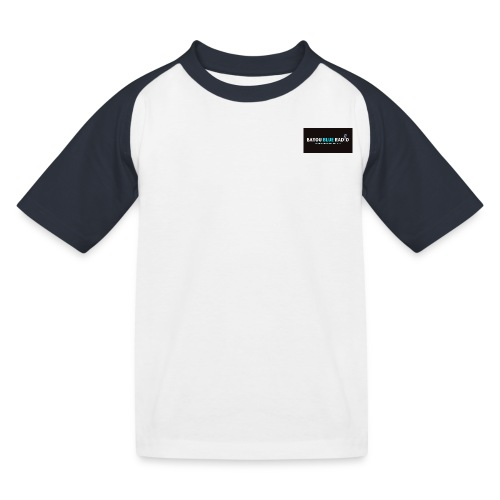 Bayou Blue Radio - T-shirt baseball Enfant