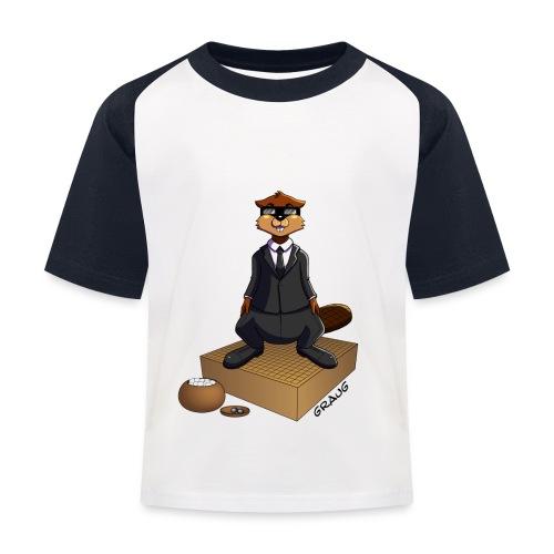 Pim my Nuki - Men In Black - T-shirt baseball Enfant