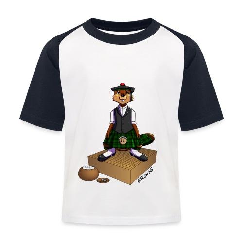 Pimp my Nuki - Égossais - T-shirt baseball Enfant