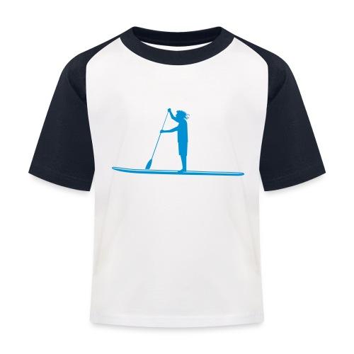 What's SUP - Kinder Baseball T-Shirt