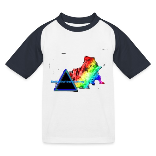 FantasticVideosMerch - Kids' Baseball T-Shirt