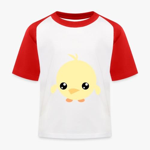 Chicky - Baseball T-shirt til børn