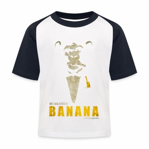 A Propaganda (transparent) - T-shirt baseball Enfant