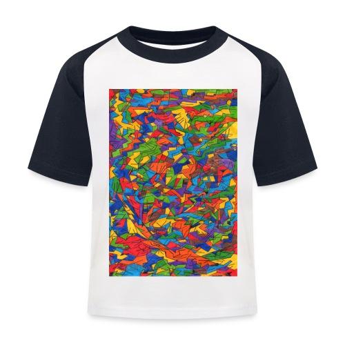 Color_Style - Camiseta béisbol niño