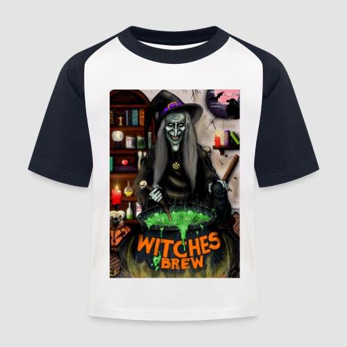 The Witch - Kids' Baseball T-Shirt