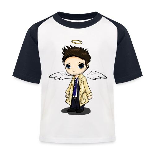 Team Castiel (dark) - Kids' Baseball T-Shirt