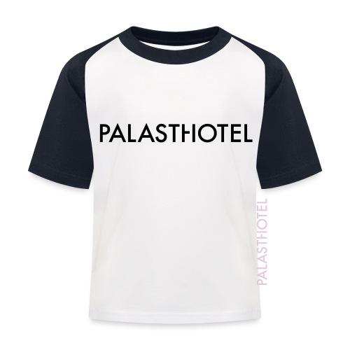 Palasthotel - Kinder Baseball T-Shirt