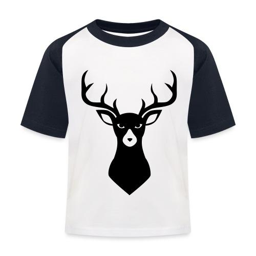 Caribou 9 - T-shirt baseball Enfant