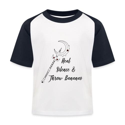 Soraka Main - Kinder Baseball T-Shirt