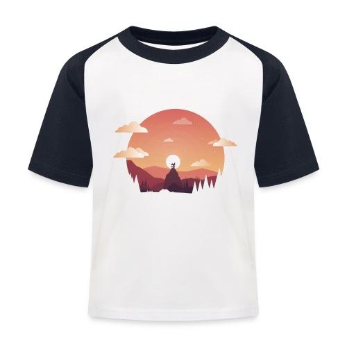 Monte Sagrado - Camiseta béisbol niño