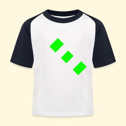 xEnO Logo - xEnO horiZon - Kids' Baseball T-Shirt