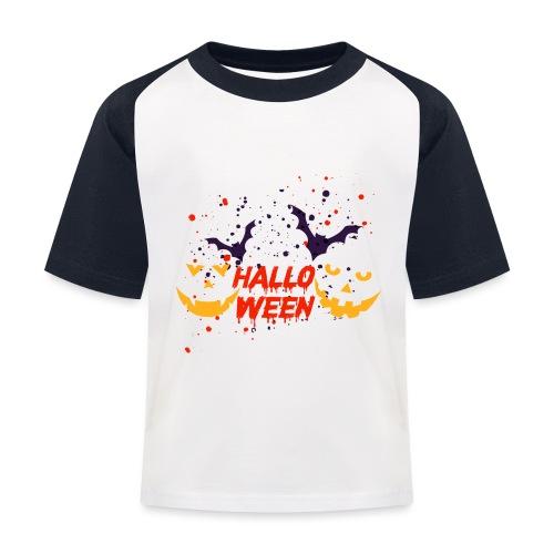 Halloween - Kids' Baseball T-Shirt