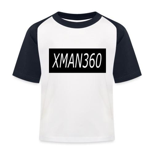 Merch design - Kids' Baseball T-Shirt