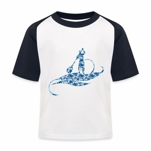 Blue Ocean - T-shirt baseball Enfant