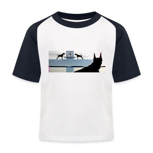 FBtausta - Lasten pesäpallo  -t-paita
