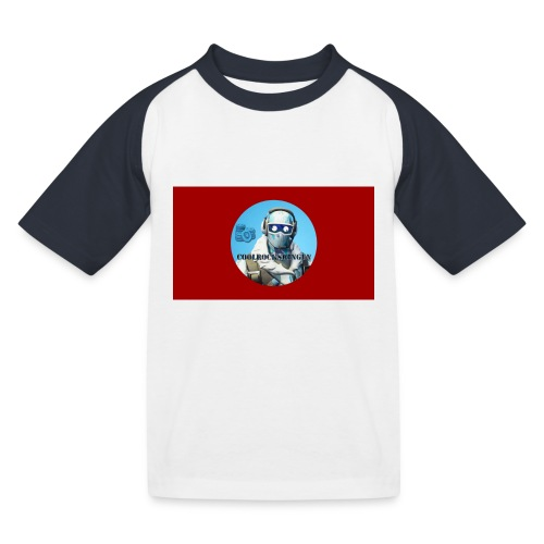 Match 2.0 - Baseboll-T-shirt barn