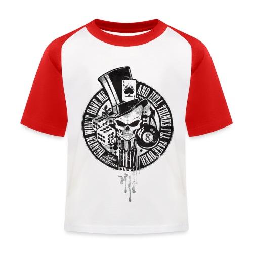 Kabes Heaven & Hell T-Shirt - Kids' Baseball T-Shirt