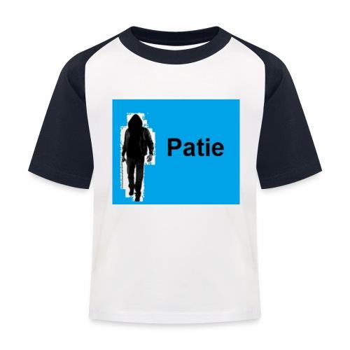 Patie - Kinder Baseball T-Shirt