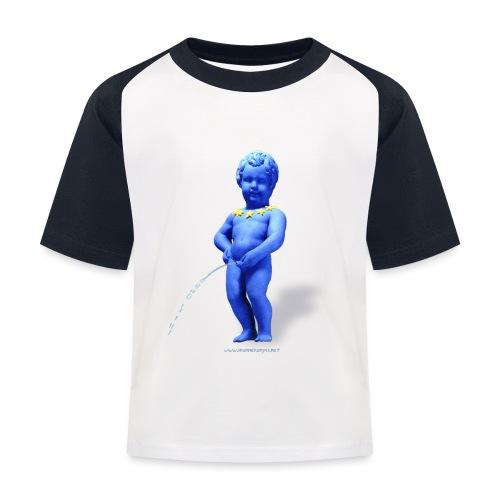 EUROPA mannekenpis ♀♂ | Enfant - T-shirt baseball Enfant