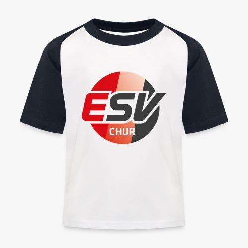 ESV Chur - Kinder Baseball T-Shirt