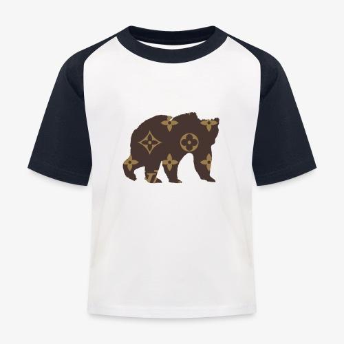 alouci x lv - Baseboll-T-shirt barn