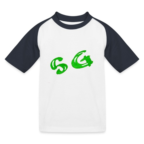 StreamGangster - Kinderen baseball T-shirt