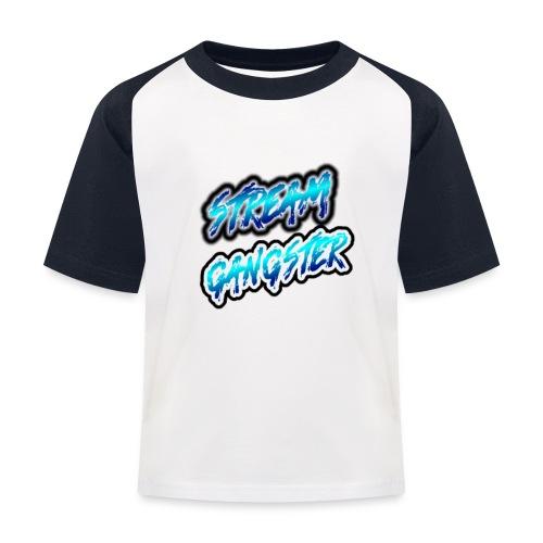StreamGangsterMerchandise - Kinderen baseball T-shirt
