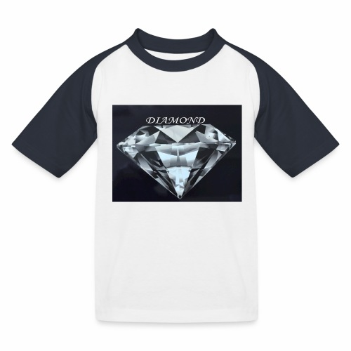 Diamond - Baseboll-T-shirt barn