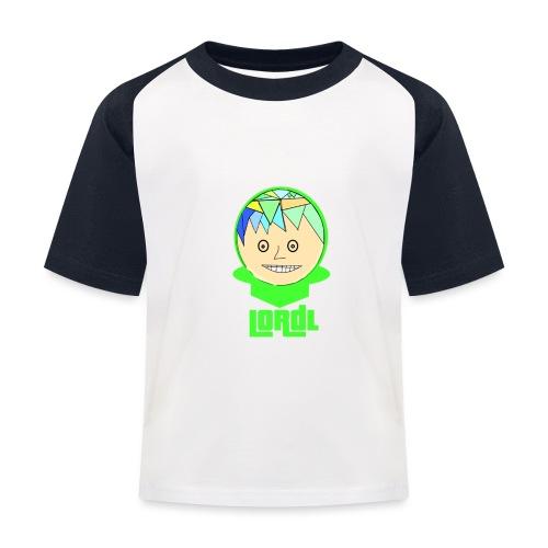 Lord L Comic - Kinder Baseball T-Shirt
