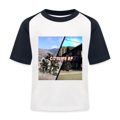 25520186 1487734038006238 33100251 n - T-shirt baseball Enfant