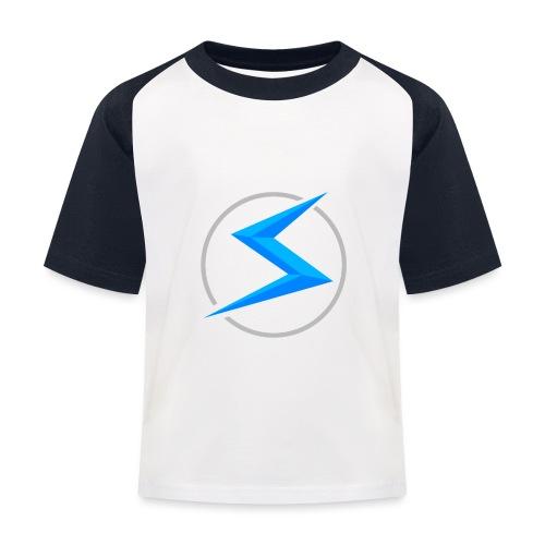 #1 model - Kinderen baseball T-shirt