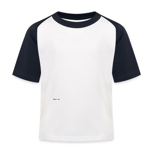 je suis trop con je l'aime - T-shirt baseball Enfant