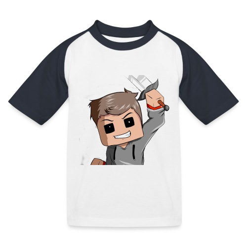 AwaZeK design - T-shirt baseball Enfant